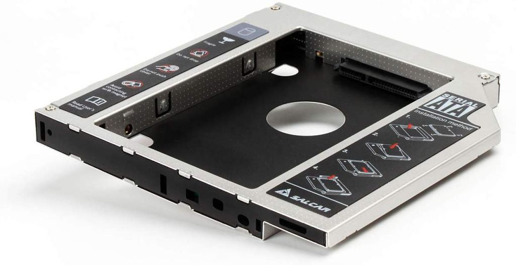 "SALCAR - 2.5"" HDD SSD SATA 3.0 Caddy"
