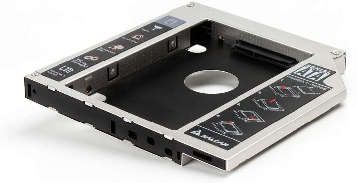 SALCAR – 2.5″ HDD SSD SATA 3.0 Caddy