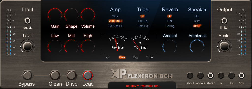 AXP Flextron DC14 by Soft Amp