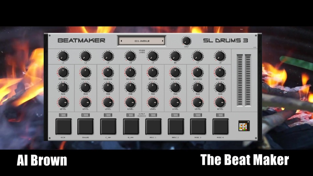 Al Brown-The Beat Maker