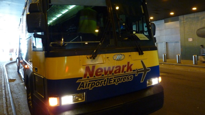 New York City - Newark Airport Express