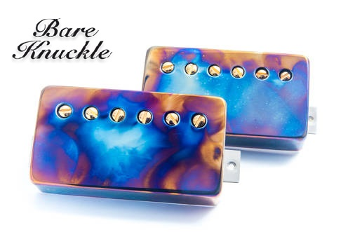 Bare Knuckle Guitar Pickups