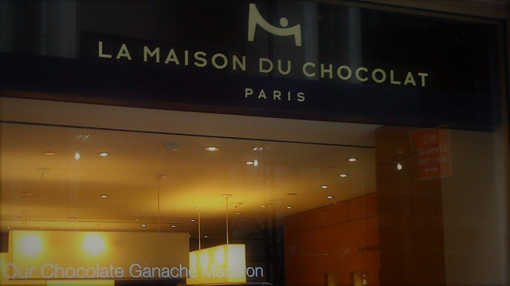 New York City - La Maison du Chocolat - Paris