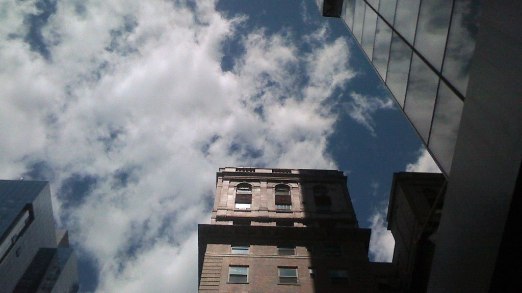 New York City - Cloudy Day