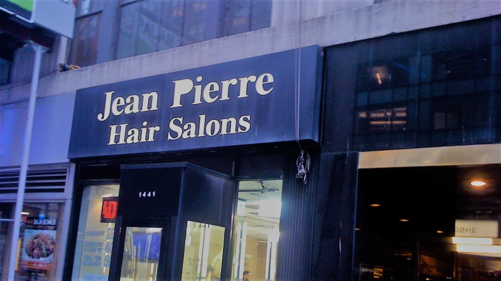 New York City - Jean Pierre Hair Salons